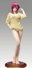 Onegai (Please) Teacher Mizuho Kazami Yellow Resin Model Kit