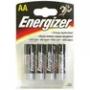 Пальчиковые батареки Energizer типа АА