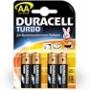 Батарейки AA Duracel Turbo LR